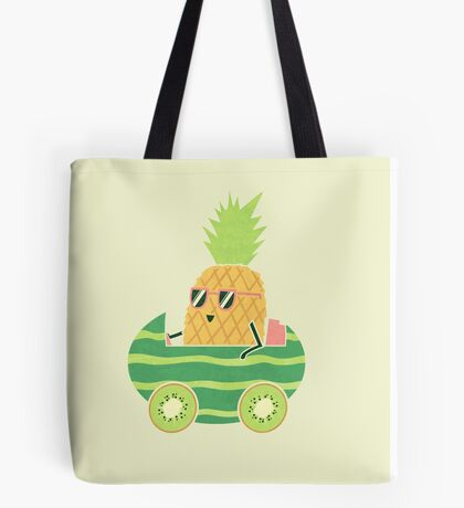 Summer Drive Tote Bag