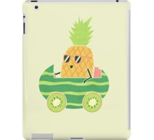 Summer Drive iPad Case/Skin