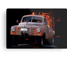 1948 Studebaker Pickup 'Beer Run' Metal Print