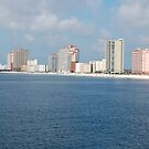 Gulf Shores Condos by Amy Boddie
