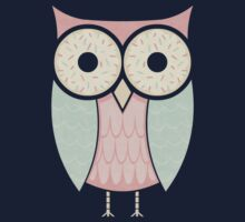 Owl Have Two Doughnuts Kids Tee
