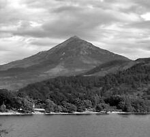 Schiehallion by Lindamell
