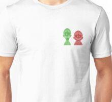 Mario and Luigi Unisex T-Shirt