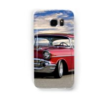 1957 Chevrolet Bel Air Hardtop Samsung Galaxy Case/Skin