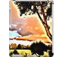Sunrise in Orange iPad Case/Skin