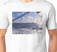 Sailing Fast In Company Unisex T-Shirt