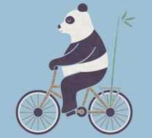 My Bamboo Bicycle Kids Tee