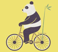 My Bamboo Bicycle One Piece - Short Sleeve