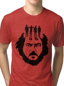 Stanley Kubrick and his droogs! Tri-blend T-Shirt