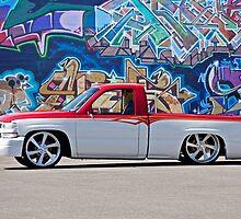 Chevrolet 'Low Rider' Pickup Truck by DaveKoontz