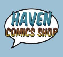 Haven Comics Shop Kids Tee