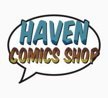 Haven Comics Shop Baby Tee