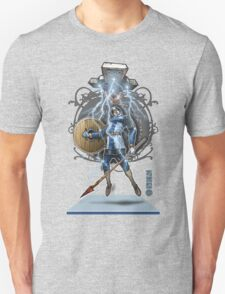 Game of Kings, Wave Eight - the White King-Bishop's Pawn Unisex T-Shirt