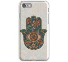 Hamsa iPhone Case/Skin