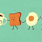 « Let's All Go And Have Breakfast » par Teo Zirinis