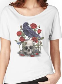 Memento Mori  Women's Relaxed Fit T-Shirt