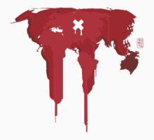 Bleeding World T-Shirt