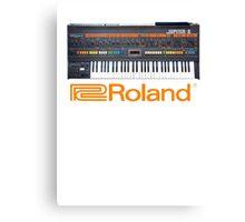 Roland Jupiter 8 Canvas Print