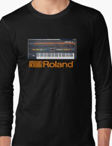 Roland Jupiter 8 Long Sleeve T-Shirt
