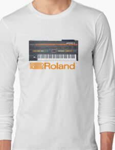 Roland Jupiter 8 Long Sleeve T-Shirt