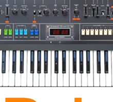 Roland Jupiter 8 Sticker