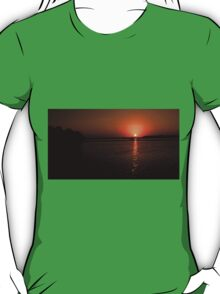 reflections of the morning T-Shirt