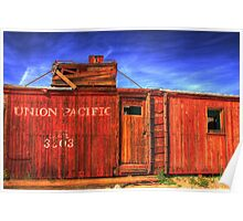 Union Pacific 3303 Poster