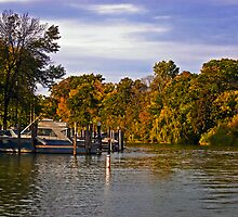 Colors on the river by cherylc1