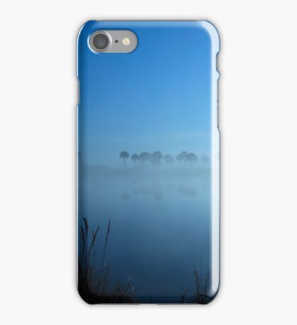 Monument Lake  iPhone Case/Skin