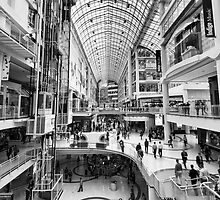 Eaton Centre by Rob Smith