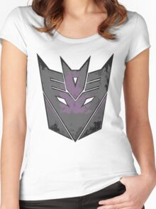 Decepticon Women's Fitted Scoop T-Shirt