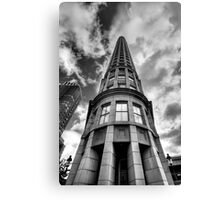 Esplanade Tower Canvas Print