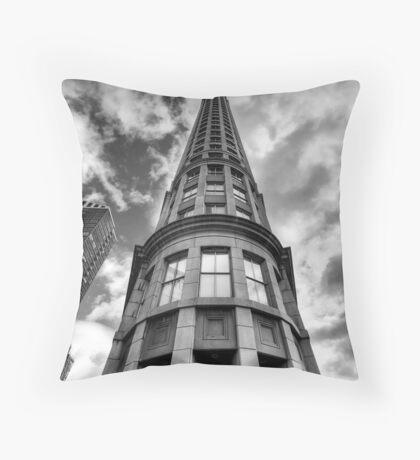 Esplanade Tower Throw Pillow