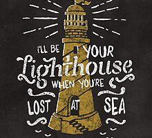 Lost At Sea by seasidespirit