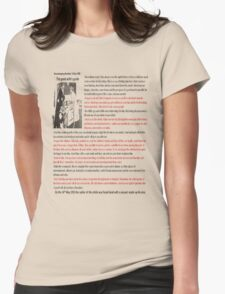 """""""Good Wife's Guide"""" T-Shirt"""