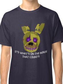fnaf springtrap Classic T-Shirt