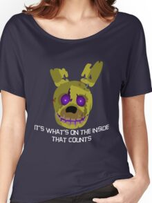 fnaf springtrap Women's Relaxed Fit T-Shirt