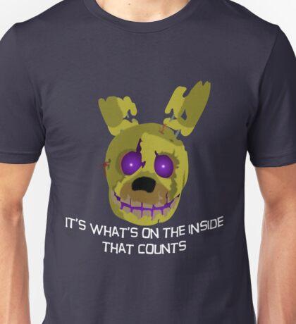 fnaf springtrap Unisex T-Shirt