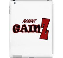 Massive Gainz iPad Case/Skin