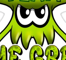 Team Lime Green - Inkling Sticker