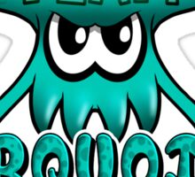 Team Turquoise - Inkling Sticker
