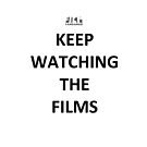 Keep Watching the Films - BLACK by FilmFandango