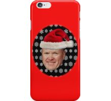 Christmas Mitchell iPhone Case/Skin