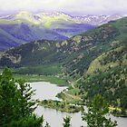 lake city, colorado spring 2009 by Mark LaCedra