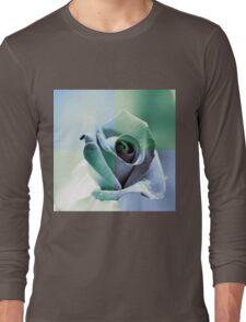 Winter Rose Long Sleeve T-Shirt