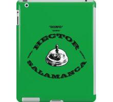 Hector Salamanca Ding Ding Bell iPad Case/Skin
