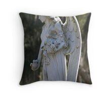 Cynthia's Angel Throw Pillow