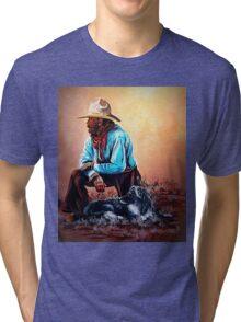 Blazing The Trail Tri-blend T-Shirt