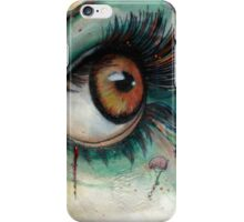 Blink of eyes - 2 iPhone Case/Skin
