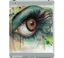 Blink of eyes - 2 iPad Case/Skin